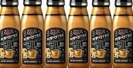 Monster Energy Salted Caramel Coffee 13.7 oz ( Pack of 6 ) - $34.64