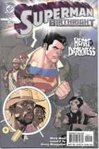 Superman Birthright Comic Book #2 DC Comics 2003 NEAR MINT NEW UNREAD - $3.50