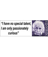 Einstein Quote Bookmark - $2.50