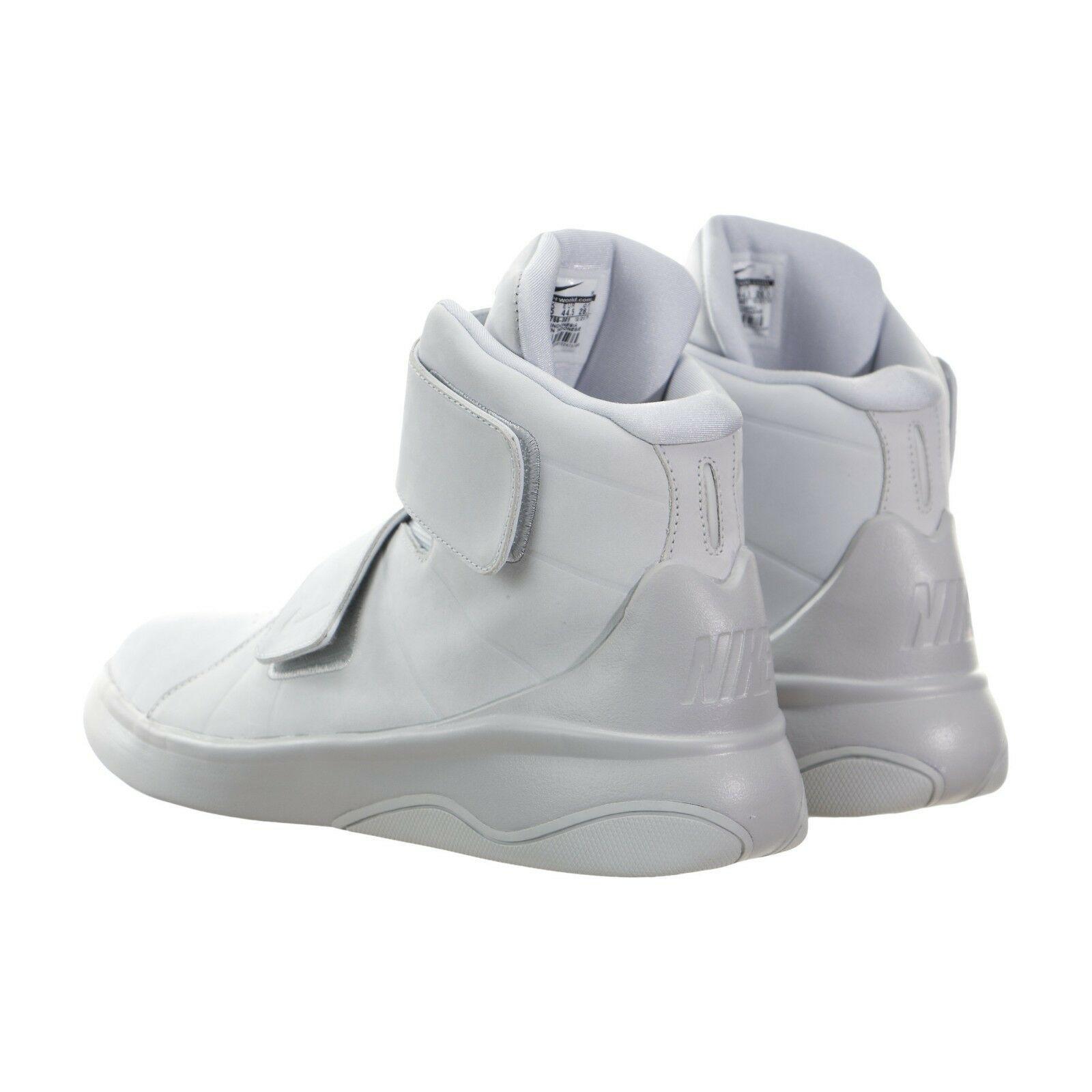 Nike Marxman PRM Pure Platinum 832766-001 Mens Strap Sneaker Shoes
