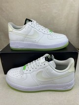 Nike Air Force 1 '07 LX 'Have A Nike Day' Glow In The Dark (CT3228-100) - W 9 - $148.49