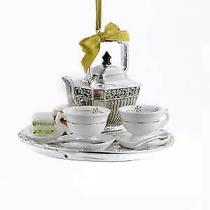 Primary image for Downton Abbey® Teapot Set Ornament w