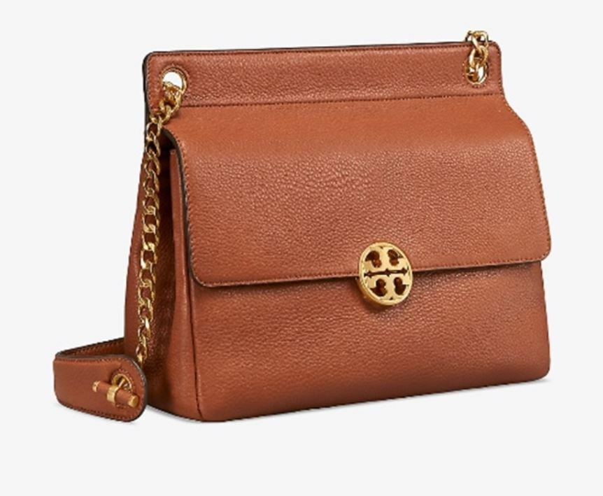 TORY BURCH Chelsea Flap Shoulder Bag 48730 with Free Gift & Free Shipping image 11