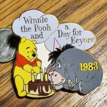 Disney Pin 100 Years of Dreams #21 Winnie the Pooh and a Day for Eeyore ... - $19.34
