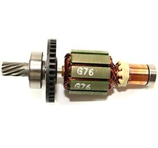 Makita Armature Rotor BFS451 LXSF01 18V LXT Cordless Screwdriver 619277-2 - $25.03