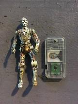 "C-3PO Episode 1 Loose Star Wars Action Figure 3.75"" 1997 - $7.00"