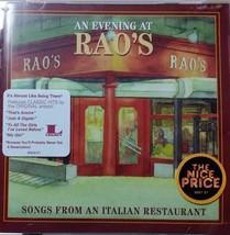 An Evening at RAO's CD - $4.95