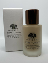 BARE #05 Origins Stay Tuned Balancing Face Makeup 1oz Full Size NIB A12 - $44.99