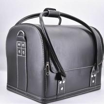 Gimmick Leather Bag Close Up Magic Trick Illusion Props Compartment Acce... - $271.99