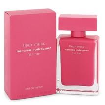 Narciso Rodriguez Fleur Musc 1.6 Oz Eau De Parfum Spray  image 6