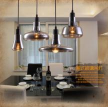 Tom Dixon Smoke Pendant E14 Light Ceiling Lamp Cafe Home Decor Lighting ... - $56.95