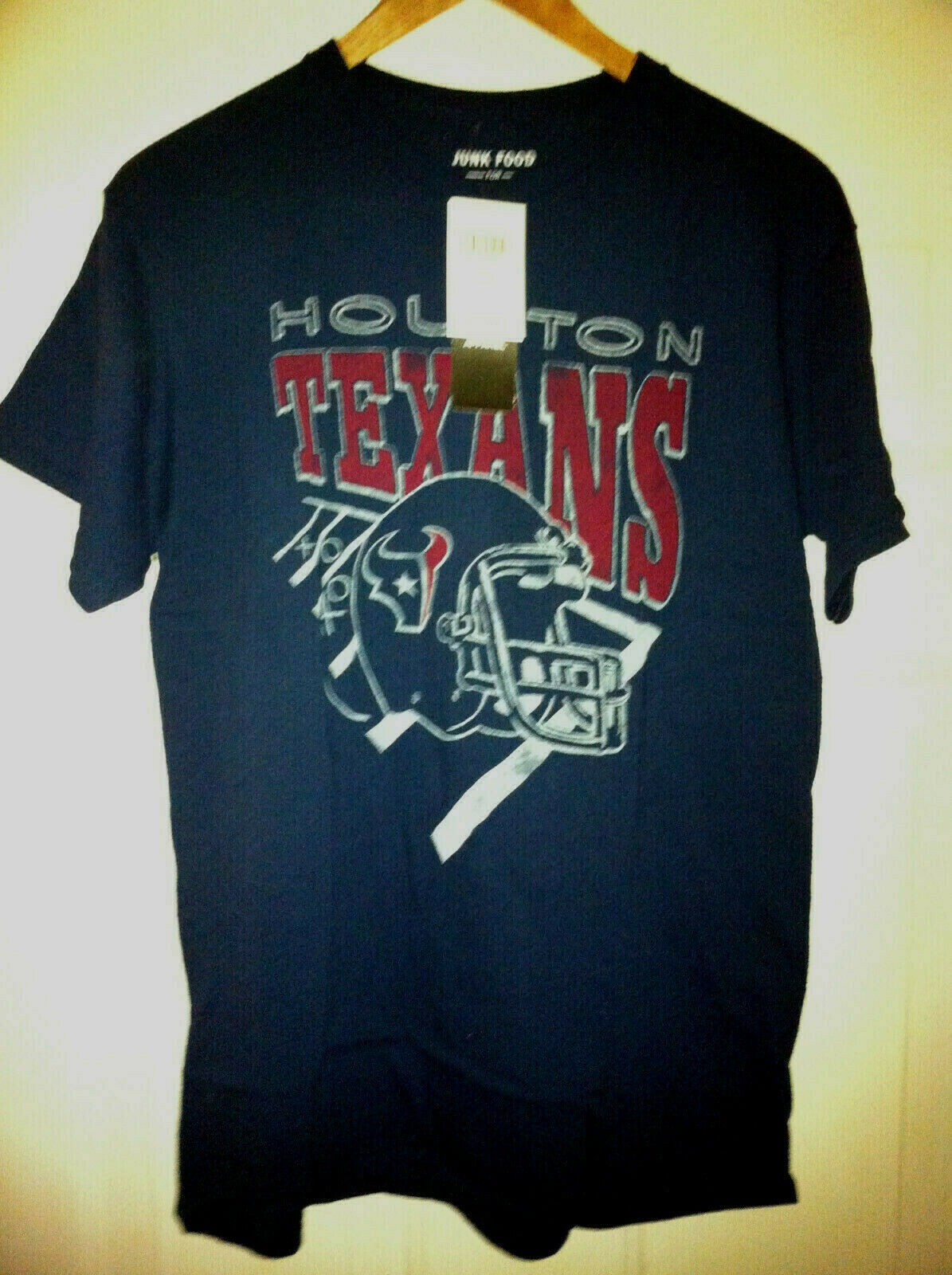 Primary image for NFL Size S Men`s Huston Texans Graphic Tee