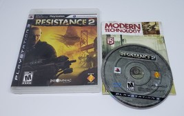 Resistance 2 for the PS3 PlayStation 3 Used Complete - $5.37