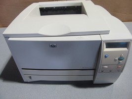 OEM HP Laserjet 2300N 2300 Laser Printer Genuine HP 10A Toner & 6 Month ... - $167.94