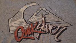 Quiksilver, Medium Mens T-Shirt - $8.95