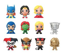 DC Women of DC Universe Collectible Blind Bag Key Chains - $7.90