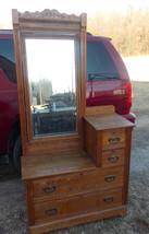 Solid Chestnut Gentlemen's Chest / Dresser - $799.00