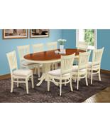 """M&D FURNITURE SOMERVILLE DINETTE DINING ROOM TABLE SET 42""""x78"""" w. 18"""" LEAF  - $696.25+"""
