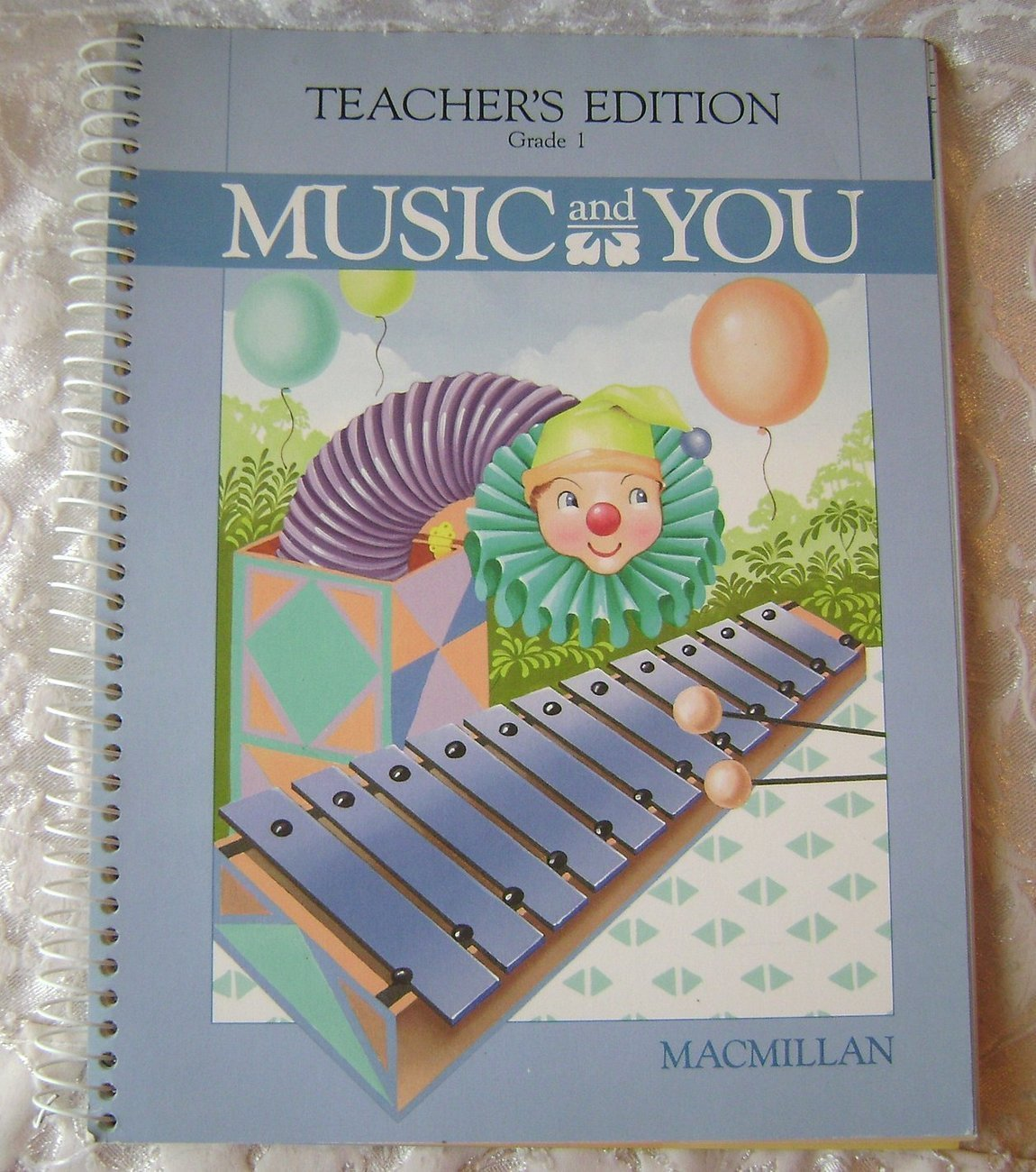 Primary image for Music and You, Teacher's Edition, Grade 1
