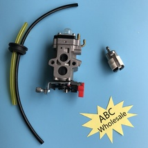 Carburetor & Fuel line Filter Kit  Walbro WYA-79 Husqvarna 350BT 150BT Backpack - $17.86