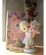 """1999 Precious Moments Collectors Club """"Thanks A Bunch"""" Figurine  - $35.00"""