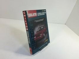 1988-1996 Chilton's General Motors Wiring And Vacuum Diagrams Corsica Be... - $14.99