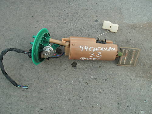 97-00 voyager/caravan fuel pump assembly