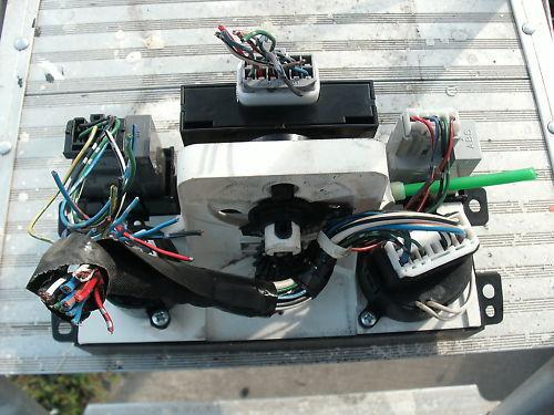 97-01 camry temperature control unit