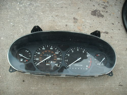 Primary image for 97-01 leganza speedometer cluster
