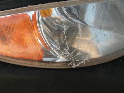 97-03 grand prix right (passenger) side marker light