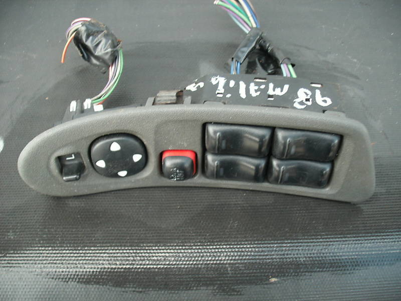 97-03 malibu 4 dr master window switch