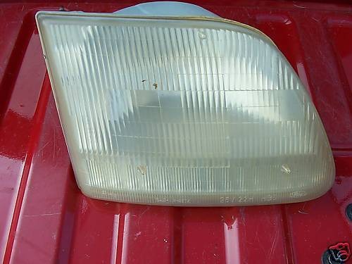 97-2003 ford truck right side headlight assembly