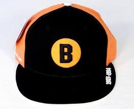 Headgear Baltimore Black Sox 100% Wool Baseball Cap Adult Fitted 6 7/8  NWT - $25.98