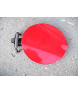 97 escort exterior gas flap round-red in color w/hinge - $22.88