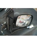 98-01 explorer right  (passenger) power mirror - $22.88