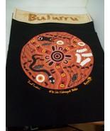 Aboriginal Art Panel Reproduction Bulurru Bush Tracker, Julie Nabangardi... - $19.79