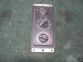 98-99 durango temperature control switch - $18.30