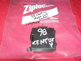 98 Century Theft Control - $18.30