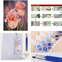 SUBERY DIY Oil Painting Paint by Numbers Kits for Adults Kids Beginner -... - $21.78