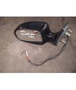 99-02 windstar left or drivers side power mirror black - $22.88