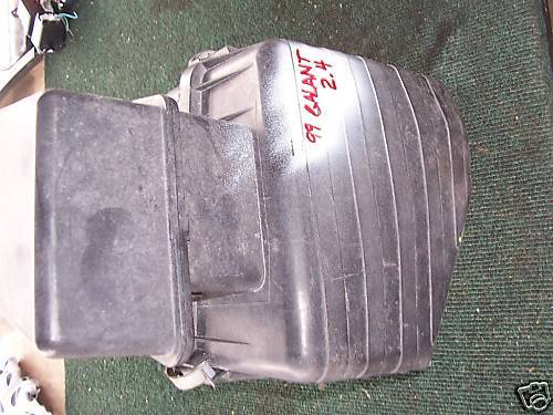 99-2003 galant 2.4 engine air breather housing