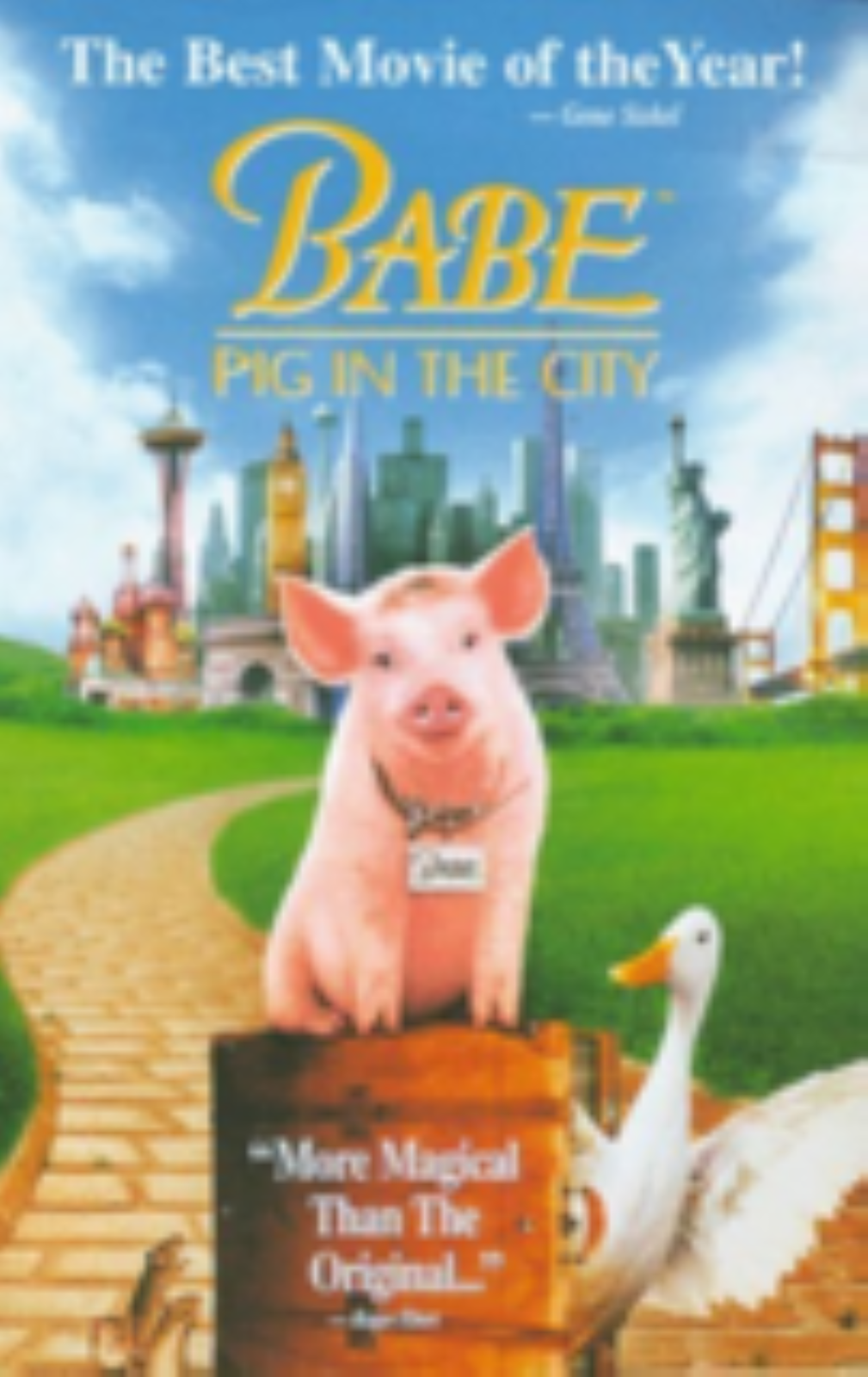 Babe - Pig in the City Vhs