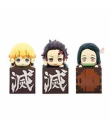 Kimetsu no Yaiba Devil's Blade Demon Slayer  Hook Figure All 3 types set - $79.41
