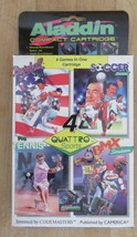 Quattro Sports (Nintendo Entertainment System, 1991) - $19.79