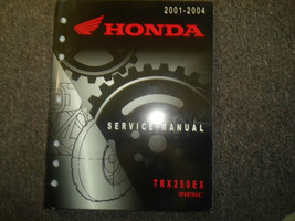 2001 2002 2003 2004 Honda TRX250EX Sportrax Service Repair Shop Manual Oem New - $102.96