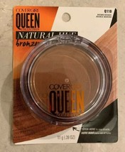 Covergirl Queen Collection Q110 Natural Hue Mineral Bronzer Brown Bronze - $23.95