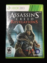 Assassin's Creed Revelations Microsoft Xbox 360 2011 - $9.49