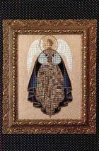 Angel of Love cross stitch Lavendar & Lace Marilyn Leavitt-Imblum - $10.80