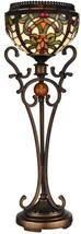 Table Lamp DALE TIFFANY BOEHME 1-Light Antique Golden Sand - $430.00