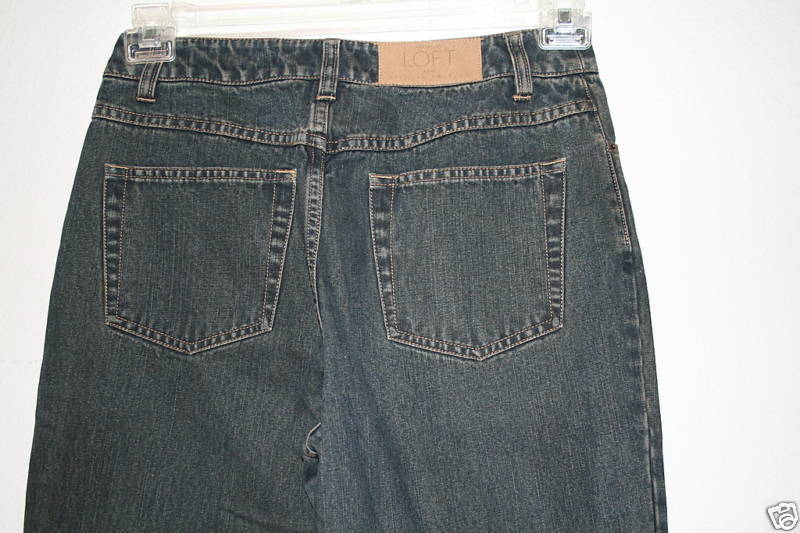 Ann Taylor 1 pair of dress and 1 pair of Jeans size 4